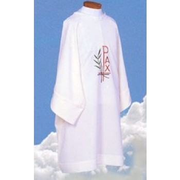 Dalmatic with PAX