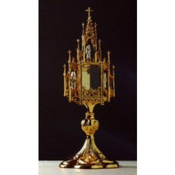 """Gothic Style Reliquary 12"""""""