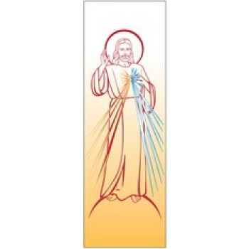 Divine Mercy Large Banner by Slabbinck