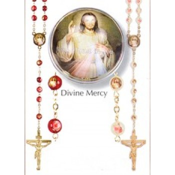 Divine Mercy Devotional Rosary