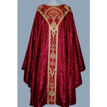 Fairford Brocade Chasuble from Hayes and Finch