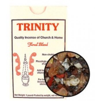 Floral Blend Non-Choking Trinity Incense