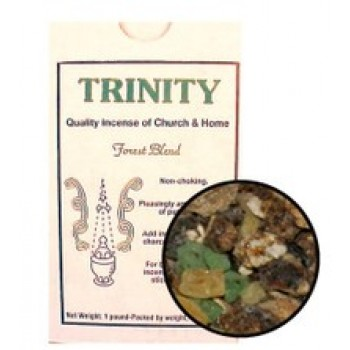 Forest Blend Non-Choking Trinity Incense