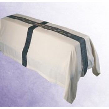 Pure Duoponi Silk Funeral Pall