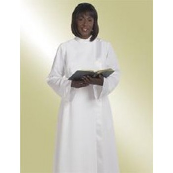 SImple Ladies Clergy Alb