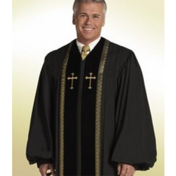 Wesley Black Robe
