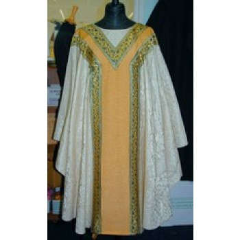 Hayes and Finch Florence Brocade Chasuble