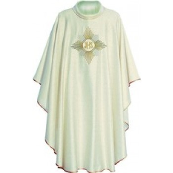 IHS Chasuble from Hayes and Finch