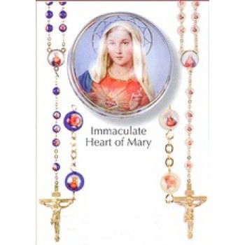 Immaculate Heart of Mary Devotional Rosary