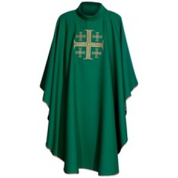 Jerusalem Cross Chasuble