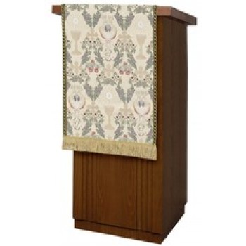Lectern Hanging with Full Tapestry of Life