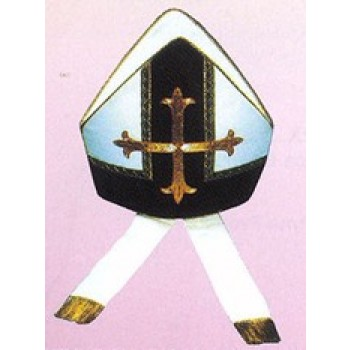 Mitre with Cross