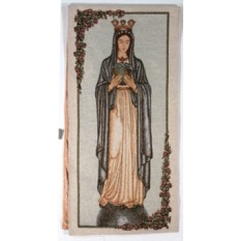 Our Lady Queen of Peace Banner