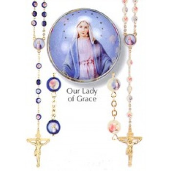 Our Lady of Grace Devotional Rosary
