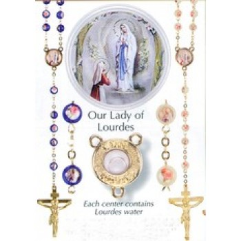 Our Lady of Lourdes Devotional Rosary