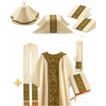 Harvest Chasuble with Add On Accessories