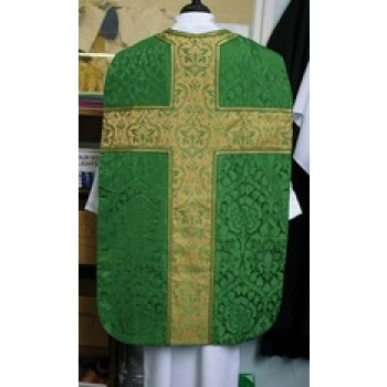 Roman Vestment with Matching Stole by Hayes and Finch