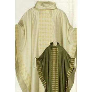 Quadri Chasuble from Stadelmaier
