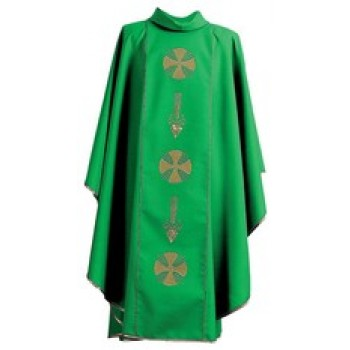 St Cuthbert's Cross Chasuble