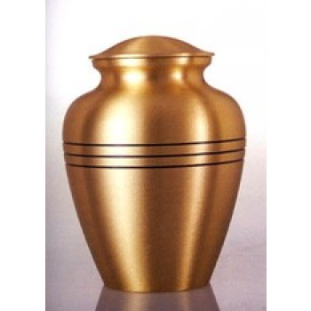 Classic Bronze Finish Urn