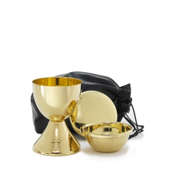 Chalice and Bowl Travel Set