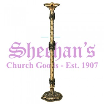 """""""Gothic"""" standing candlestick"""