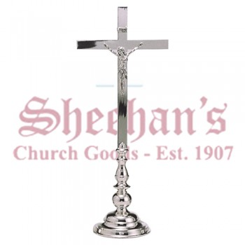 Classic clear lacquer Altar Crosses