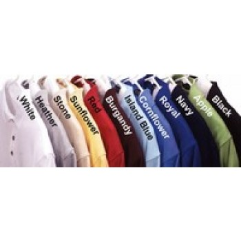 NEW EGYPTIAN COTTON CLERGY POLO SHIRTS