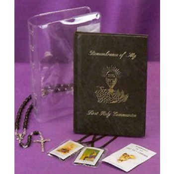 First Communion Prayerbook Set