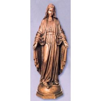 Our Lady of the Miraculous Medal Statue for Outdoor and Indoor