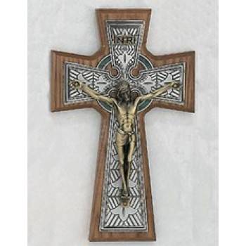 Tutone Celtic Crucifix