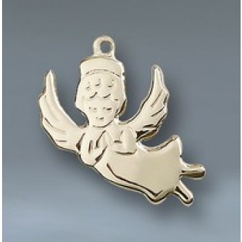 Guardian Angel 14KT Gold Pendant