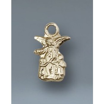 Angel Pendant 14KT Gold