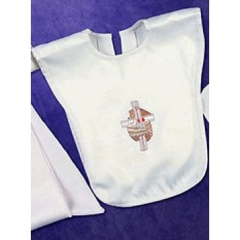 Full Baptismal Bib