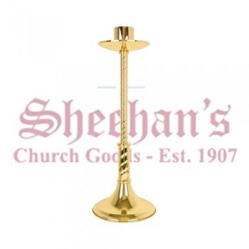 Paschal Candle Holder, Low Profile