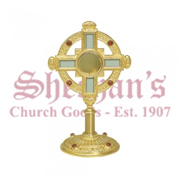 Celtic Cross Reliquary / Monstrance