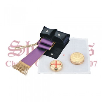 Liturgy Set in Genuine Leather Case