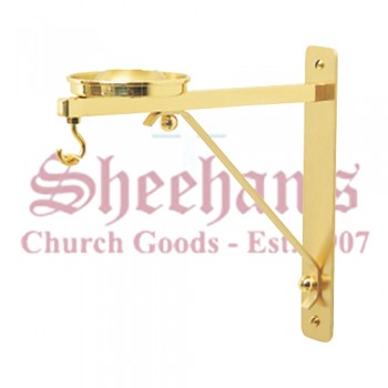 Brass Wall Bracket