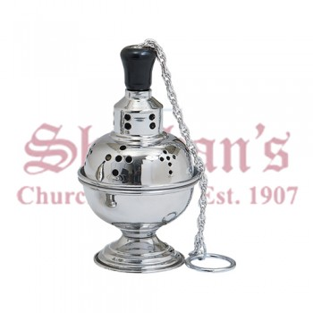 Censer and Boat Stainless Steel