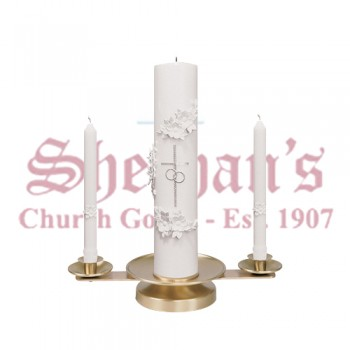 Wedding Candelabra in Brass
