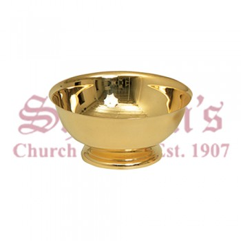 Baptismal or Lovabo Bowl