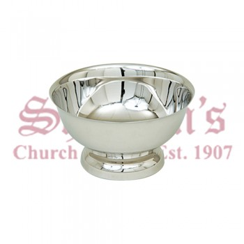 Stainless Steel Baptismal Bowl