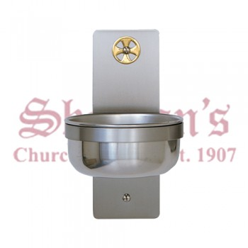 Stainless Steel Holy Water Font