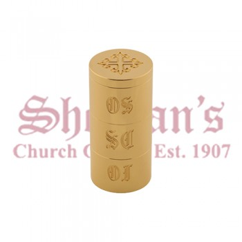 Gold Plated Triple Oil Stock