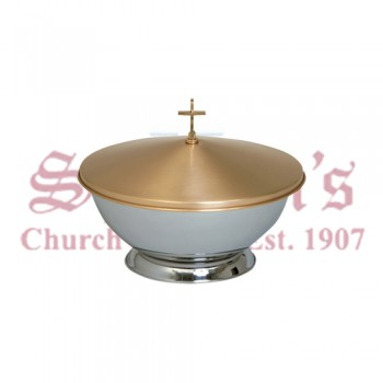 Portable Baptismal Font with Stainless Steel Bowl