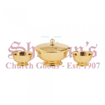 Three Piece Communion Set