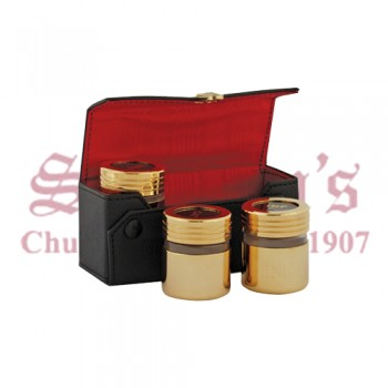 Oil Stock Set with Soft Case