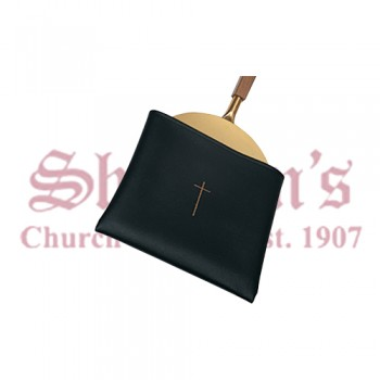 Black Vinyl Paten Case