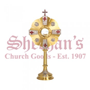 Two Tone Monstrance