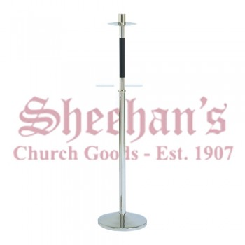 Processional Torch in Stainless Steel